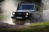 Schweizer Armee entscheidet sich für Mercedes-Benz G-Klasse 300 CDI