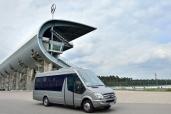 Daimler Buses auf dem RDA Workshop