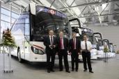 ComfortClass 500 verstärkt europäische Fernlinien