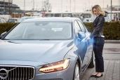 Smartphone statt Schlüssel: Volvo führt 2017 erste komplett schlüssellos nutzbare Autos ein