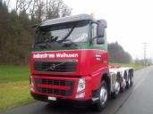 Imbach liefert mit Volvo FH500 10x4
