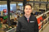 Neuer Betriebsleiter für die GESER Fahrzeugbau AG in Rothenburg