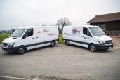 PolyRose AG richtet ihre Fahrzeugflotte neu aus und setzt ganz auf Mercedes-Benz