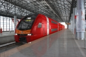 Stadler gewinnt S-Bahn-Auftrag in Moskau