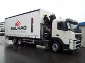 BAUHAG liefert mit Volvo FM 420 aus