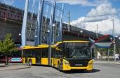 Scania liefert 156 Stadtbusse an die Berliner Verkehrsgesellschaft