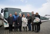 B.u.B. Busverkehr GbR setzt 22 Volvo-Linienbusse im Großraum Marburg ein
