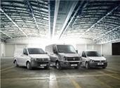 Angebotserweiterung bei Volkswagen Nutzfahrzeuge