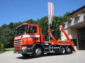 Erster Euro-6 für die Lienhart Transporte AG in Bassersdorf