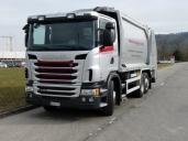 Scania – bewährtes Entsorgungsfahrzeug
