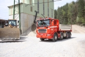 Mit Euro-6-Lastwagen der Zukunft entgegen