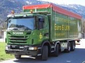 Euro-6-Multifunktionsfahrzeuge für Bossi Hemmi AG in Tiefencastel