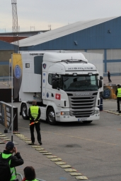 Young European Truck Driver Wettbewerb 2014/15