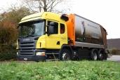 Stadt Wädenswil setzt weiter auf Gas-Kehrichtlastwagen