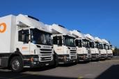 An der Spitze der Nachhaltigkeit: Scania wird 2014 rund 1'500 Biodiesel Lkw's ausliefern