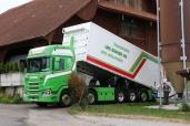Ein Standard-Fahrzeug gibt es bei der Urs Bühler Transport AG nie