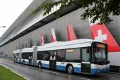 Busworld 2013 in Kortrijk