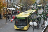Neue MAN Busse in Thun