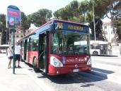 Großauftrag für DIWA in Rom: 337 neue Linienbusse mit Voith DIWA.5 Automatikgetriebe