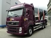 Candinas setzt Volvo FH 540 6x2 ein