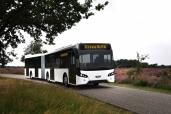 Erweiterung der Citea Reihe durch Einführung Gelenkbus