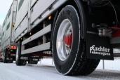Fässler Transporte vertraut auf Continental Winterreifen