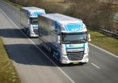 """EcoTwin"" nimmt an EU Truck Platooning Challenge teil"