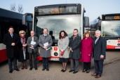 Großauftrag in Polen: 48 Mercedes-Benz Stadtbusse für Danzig