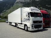 Zweiter Volvo FH für Degonda
