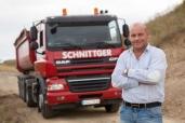 Schnittger schwört auf DAF-Lkw von TVS