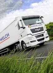 Logistikprofi Fowler Welch in Großbritannien startet mit 130 MAN TGX