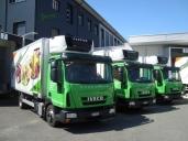 Täglich frisch – mit drei neuen Iveco Eurocargo der Auto AG Group
