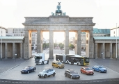 MAN bei CNG Mobility Days in Berlin