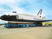 Die letzte Fahrt des Space Shuttle Endeavour