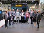 Erster MAN Bus in Euro 6 geht nach Lausanne