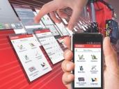 FASSI Ladekrane lassen sich auch per Smartphone bedienen