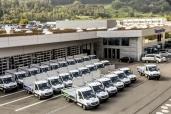 26 neue Mercedes-Benz Sprinter für das Traditionsunternehmen Feldschlösschen Getränke AG