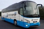 21 VDL Futura für französische Fernbuslinien