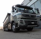 Gatra AG mit neuem Volvo FMX