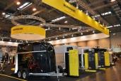 Verkaufsrekord! Alle Erwartungen wurden übertroffen - Equitana 2013 ein voller Erfolg für die Humbaur GmbH