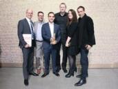 Ausgezeichnet: iF Gold Award 2016 für den MAN Lion's Intercity