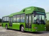 Hybridbusse verbessern die Stadtluft in Hanoi