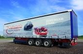 75 neue Kögel Cargo Light für HEINLOTH – the logistic experts
