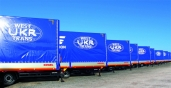 40 neue Kögel Cargo für Westukrtrans