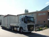 Külling AG mit erstem Volvo FH New im Kanton Schaffhausen