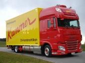 Der erste Euro 6 DAF Lastwagen der Schweiz
