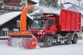 Paul Nutzfahrzeuge steigert Effizienz im Hochgebirge durch Nachlauf-Lenkachse und Allradlenkung