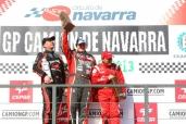 TRUCK RACE VON NAVARRA: RENAULT TRUCKS-MKR TECHNOLOGY WIEDER AUF ERFOLGSKURS