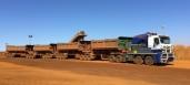 Toll Mining Services erprobt Einsparpotenziale im australischen Tagebau mit dem NICOLAS Tractomas