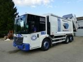 Hauri Transporte GmbH setzt auf den Mercedes-Benz Econic 2635